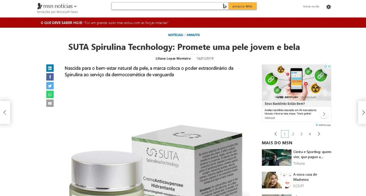 MSN/NOTÍCIAS AO MINUTO
