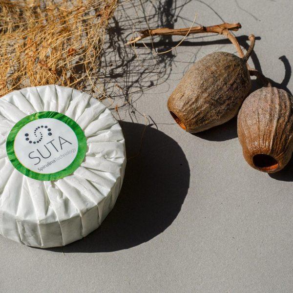 Sabonete Menta e Árvore do Chá SUTA Spirulina Technology